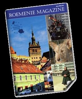 Roemenie Magazine verschijnt deze maand
