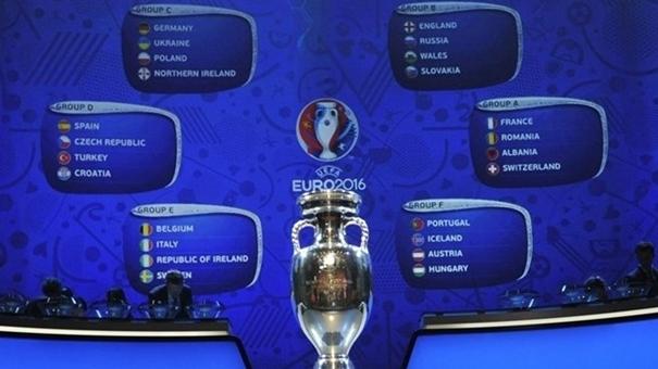 Roemenie speelt openingsmatch EK 2016 tegen gastheer Frankrijk