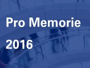 12-Pro Memorie 2016 – Handig naslagwerk voor ondernemers