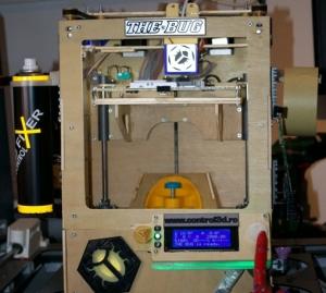 4-Roemeense betaalbare 3D-printer voor thuisgebruik