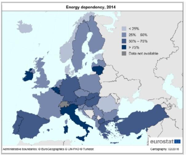 Roemenie behoort tot top drie qua energie onafhankelijkheid