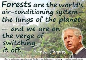 Prins Charles lobbyt voor beter bosbeheer in Roemenie