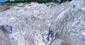 Zoutafzetting groot genoeg om Europa 100 jaar van zout te voorzien