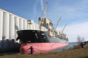 Constanta bouwt grootste graanterminal in Zwarte Zee regio