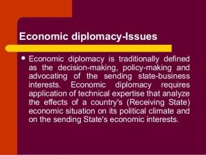 Meer aandacht voor economische diplomatie