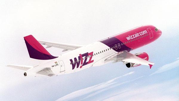 Wizz Air vliegt vanaf Eindhoven naar het Roemeense Timisoara