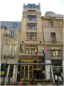 Hotel Rembrandt in Boekarest is te koop