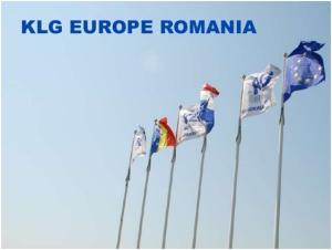 KLG Europe opent 8e vestiging in Roemenie