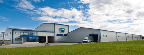 7 Grote concentratie zuivelverwerkende industrie in Roemenië