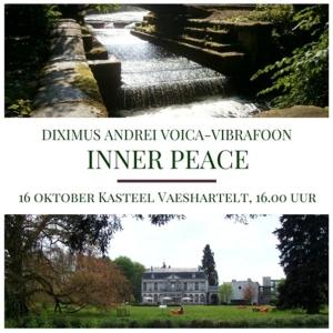 Diximus Andrei Voica speelt in kasteel Vaeshartelt Maastricht