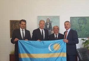 "Amerikaanse ambassadeurs blunderen in ""zekerland en in Moldavie"