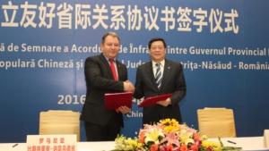 Roemeens-Chinese samenwerking water resource development