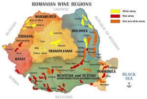 Roemenie grootste stijging van de wijnproductie Europese Unie