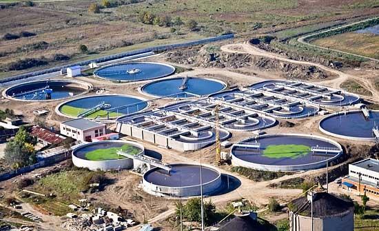 EU projecten voor water-stadsverwarming en infrastructuur