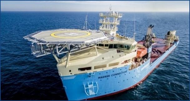 Damen Shipyards Galati bouwde beste offshoreschip ter wereld