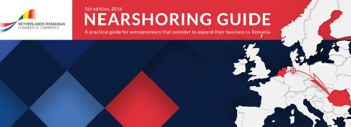 NRCC lanceert de 5e editie van de NRCC Nearshoring Guide