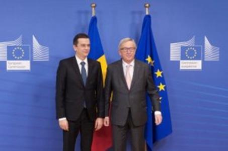 Roemeense premier maakt van de nood een deugd